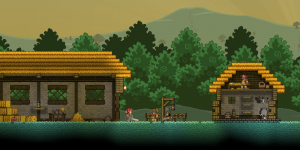 Games Like Starbound